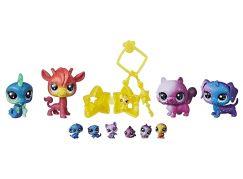 Littlest Pet Shop Kosmická zvířátka 11ks