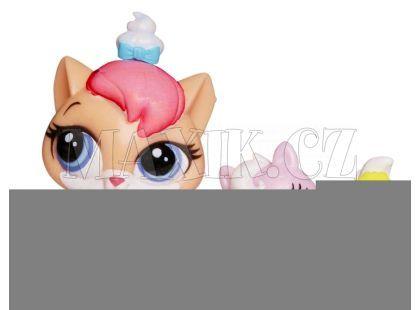 Littlest Pet Shop Maminka s miminkem - A8428 Kočka a koťátko