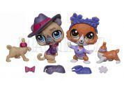 Littlest Pet Shop Módní páry zvířátek - Styles to Howl About