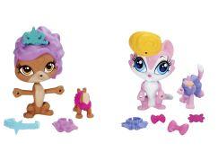 Littlest Pet Shop Módní páry zvířátek - Backstage Beauties