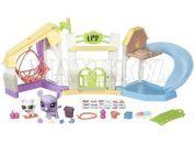 Littlest Pet Shop Městská scéna - Zábavný park