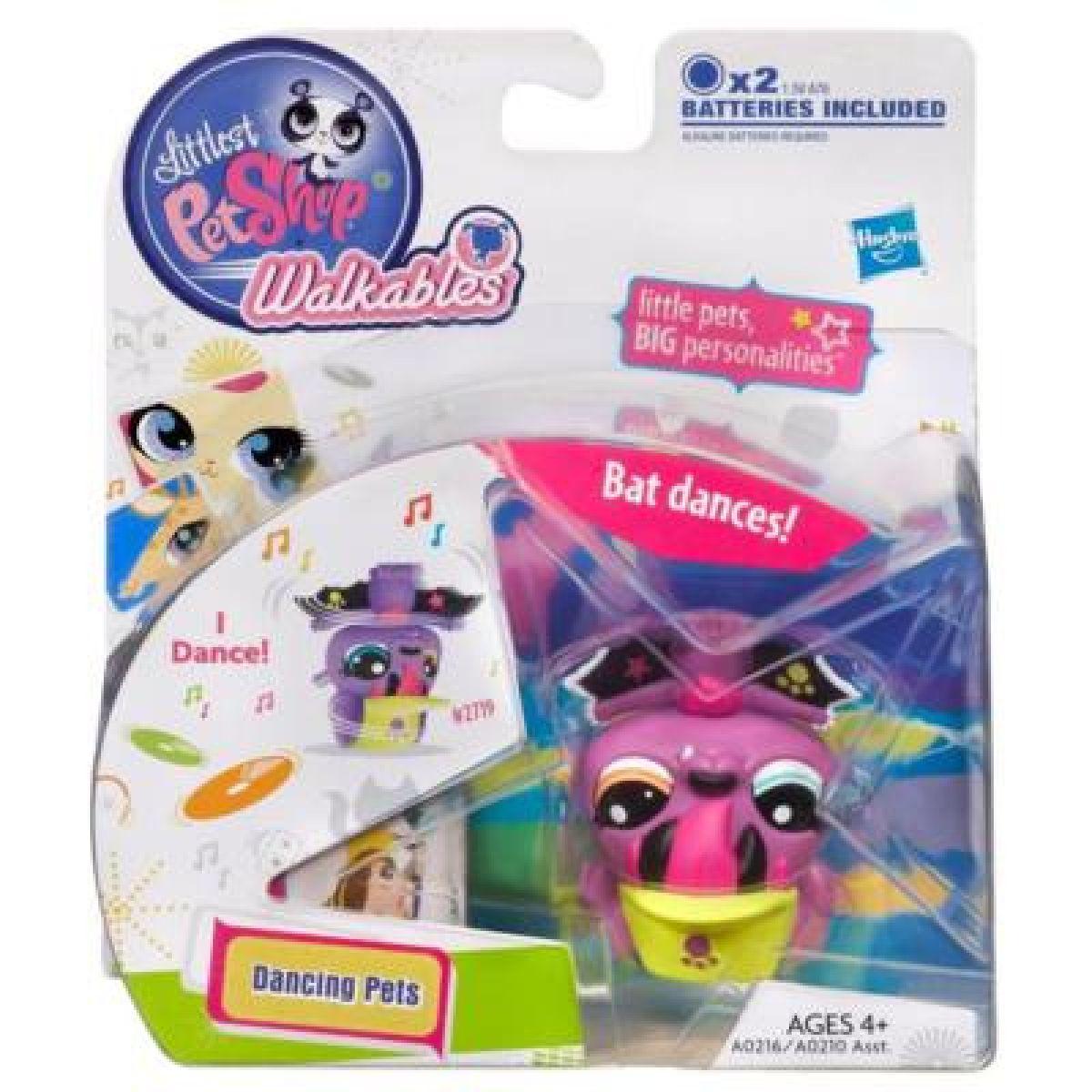 Littlest Pet Shop Tančící zvířátka Hasbro - 2715 Chobotnička