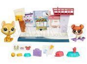 Littlest Pet Shop Tématický hrací set - B4485