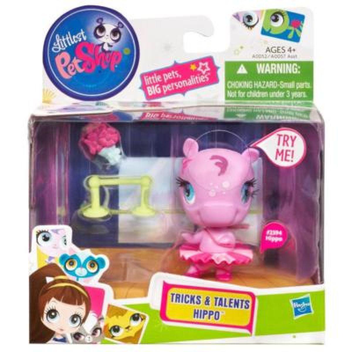 Littlest Pet Shop Triky a talenty Hasbro - 2394 Hrošice