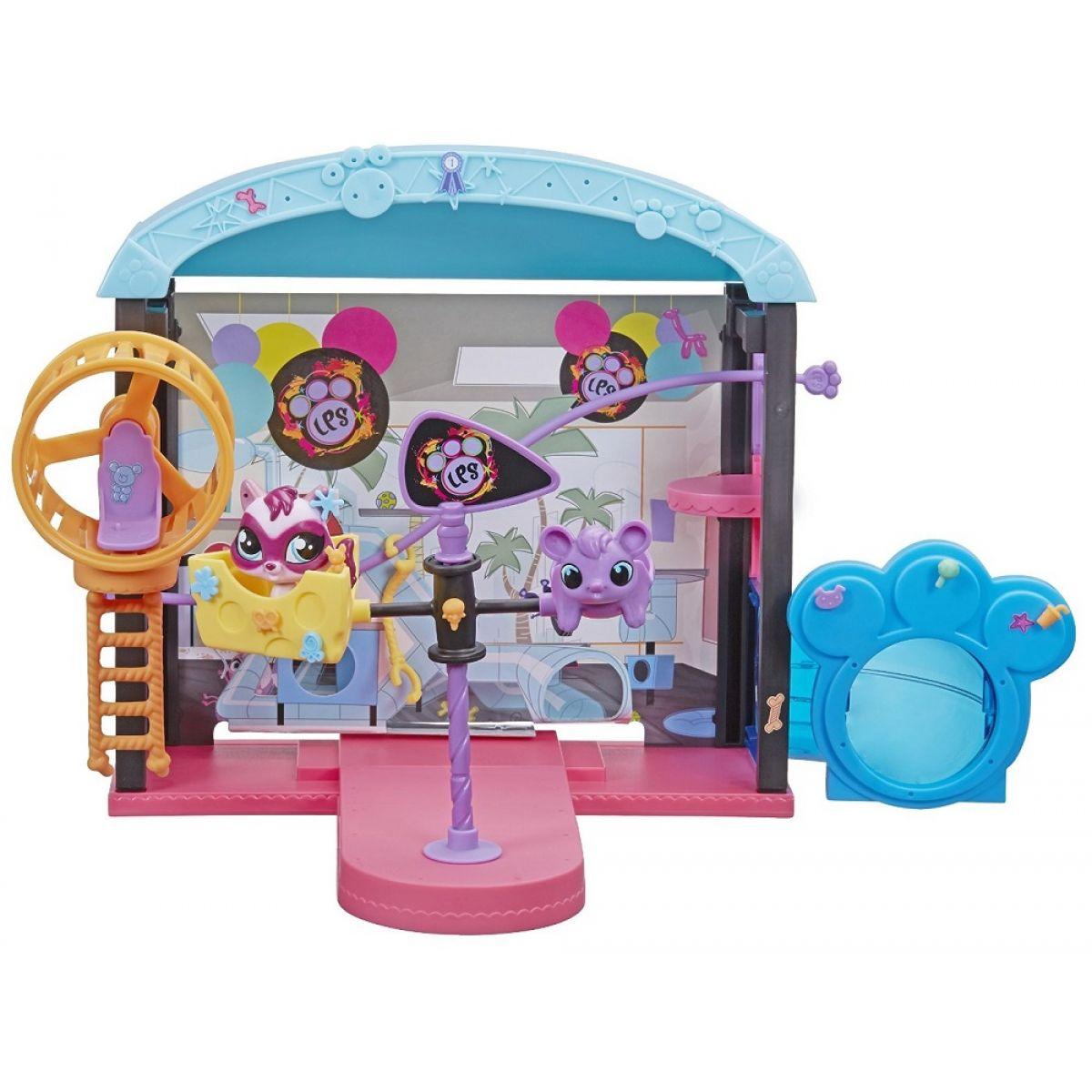 Littlest Pet Shop Zábavný park pro zvířátka