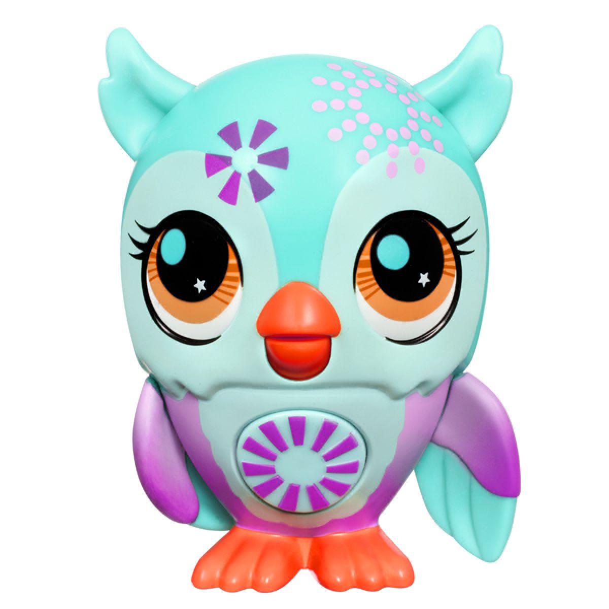 Littlest Pet Shop Zpívající zvířátka Hasbro - Sova