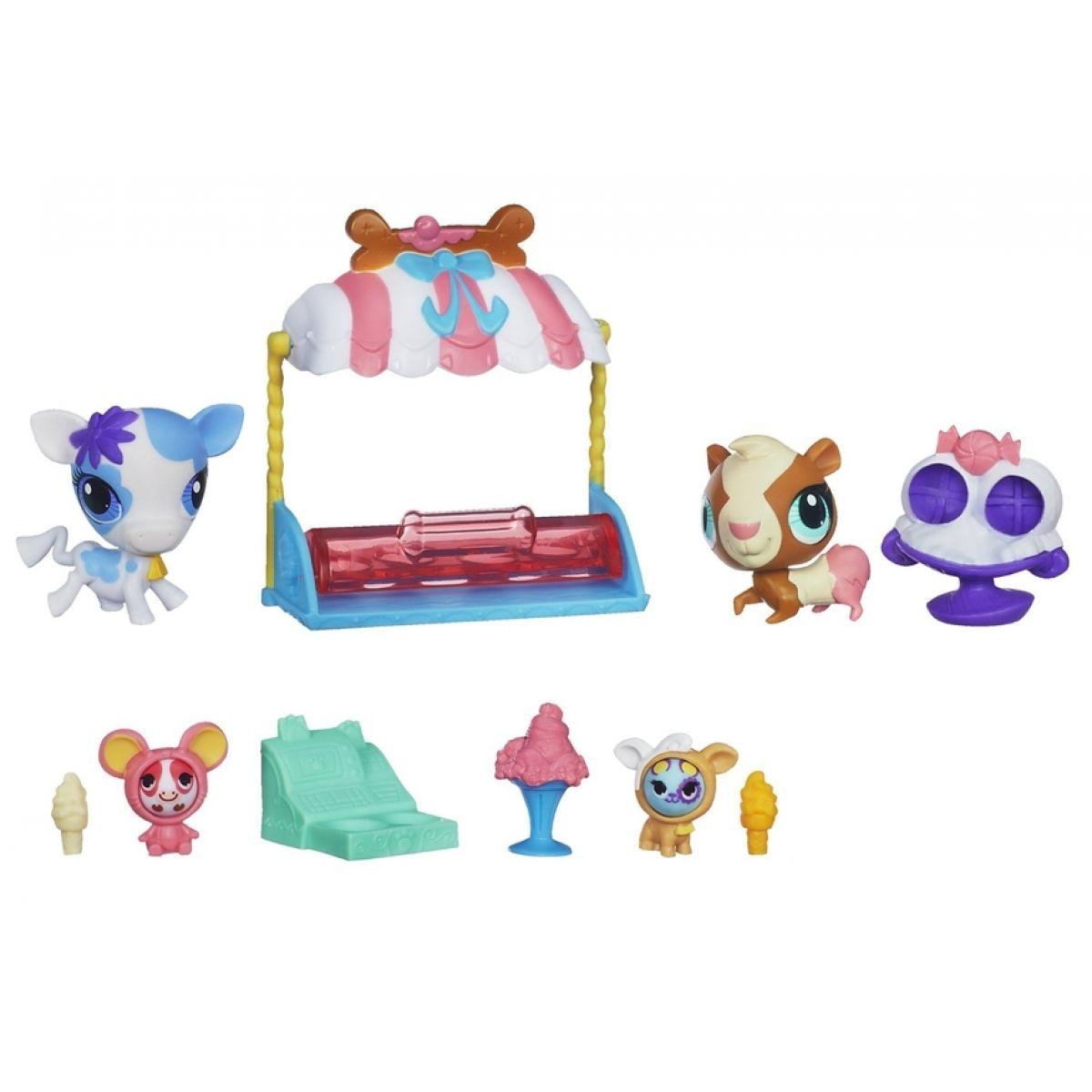 Littlest Pet Shop Zvířátka s příběhem