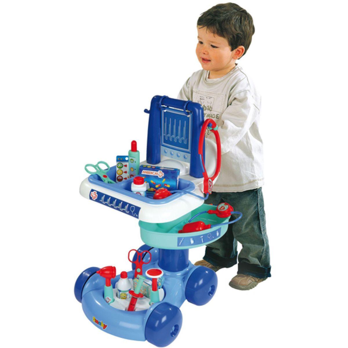 Lékařský vozík Smoby