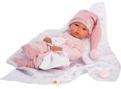 Llorens Panenka New Born holčička 63560