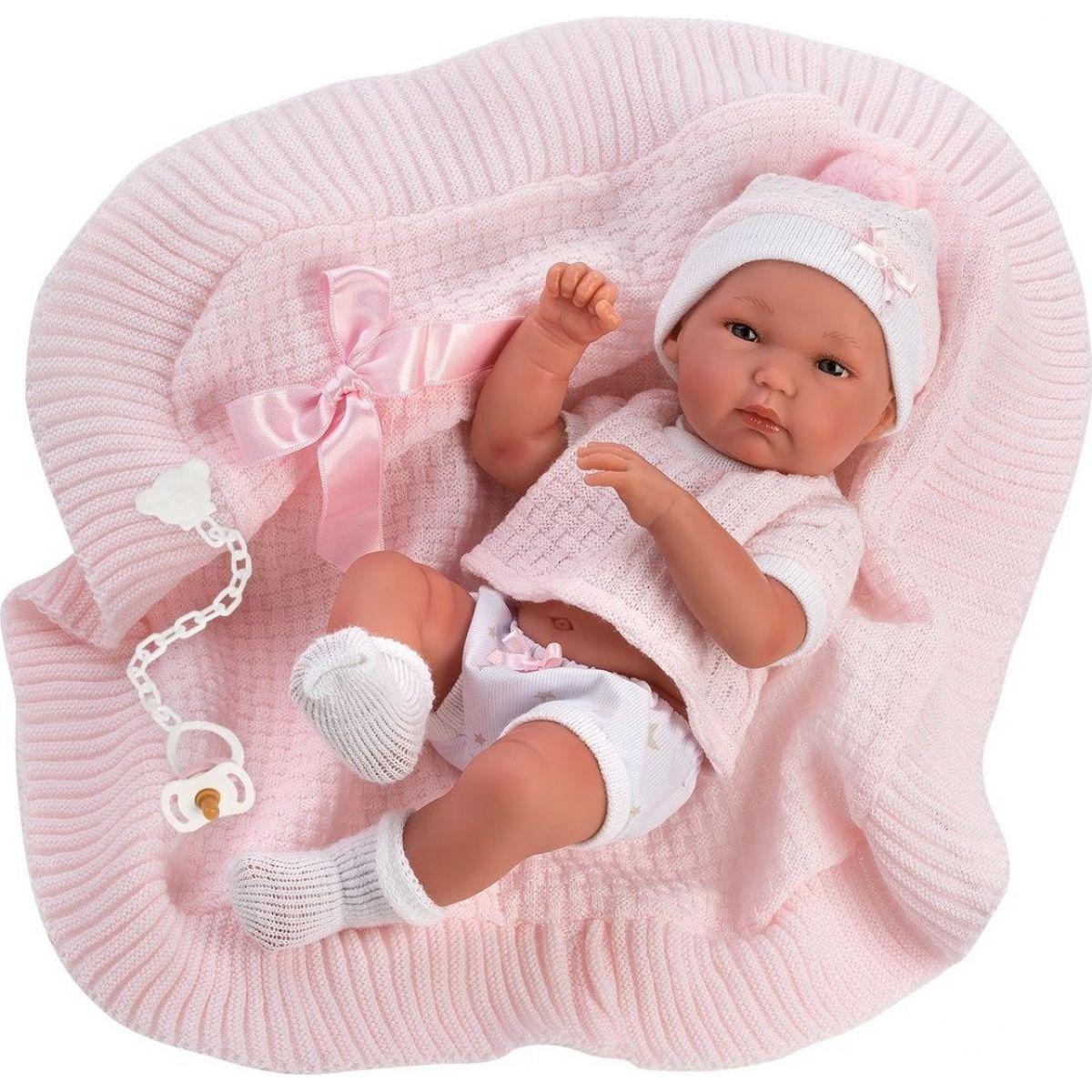 Llorens Panenka New Born holčička 63562