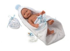Llorens panenka New Born chlapeček 26273