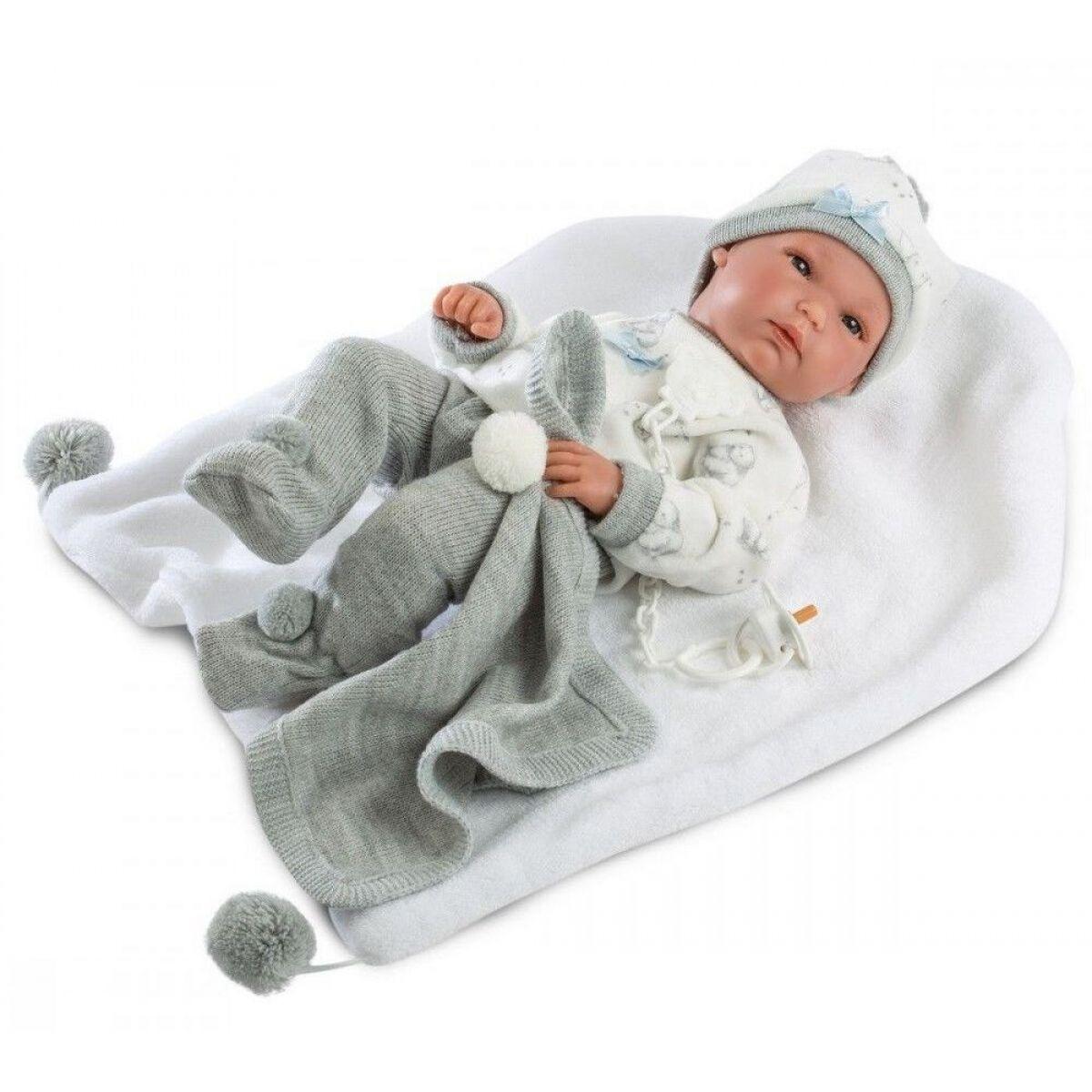 Llorens panenka New Born chlapeček 63545