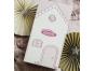 Llorens panenka New Born holčička 26274 6