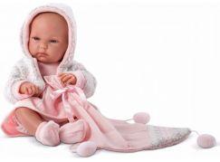 Llorens panenka New Born holčička 63540