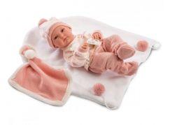 Llorens panenka New Born holčička 63546