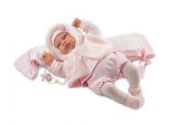 Llorens panenka New Born s doplňky 84422