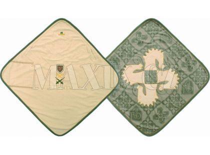 Lodger Zavinovačka a podložka Wrapper zelená