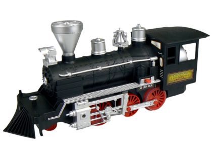 Lokomotiva kouřící 35cm