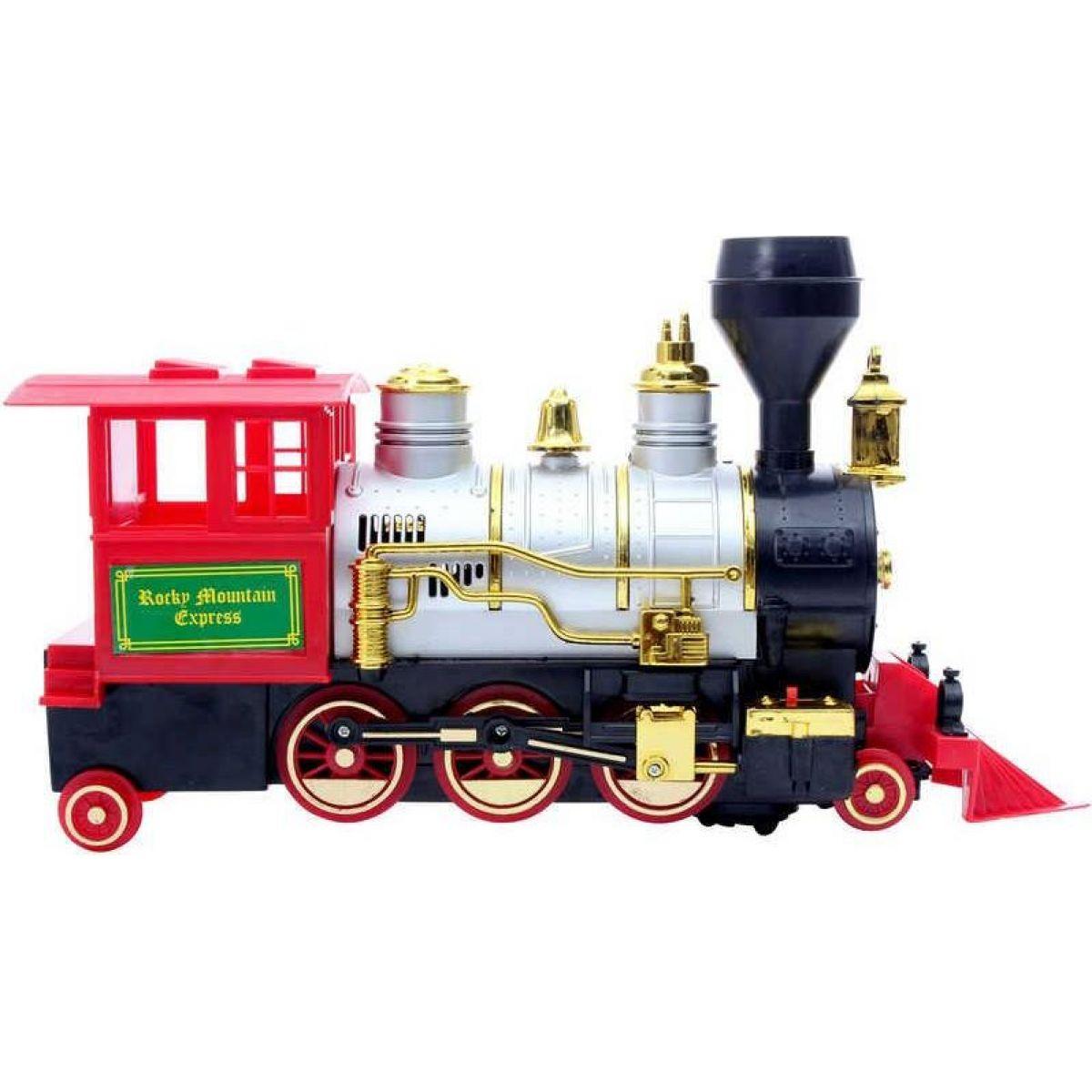 Lokomotiva na baterie 22 cm