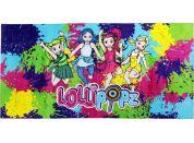 Lollipopz bavlněná osuška 70x140cm