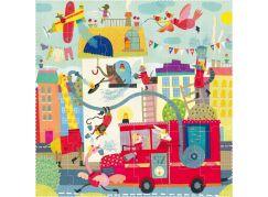 Londji Puzzle Chci být hasičem