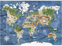 Londji Velké puzzle Objevuj svět