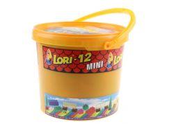 Lori 12 stavebnice - 82 dílů