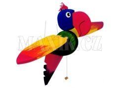 Woody Létací papoušek 50cm