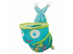 LUDI Koš na hračky do koupelny Ryba