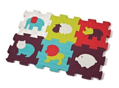Ludi Pěnové puzzle zvířátka 46,5x31,5cm