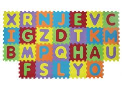 Ludi Puzzle pěnové Písmena 199x115cm