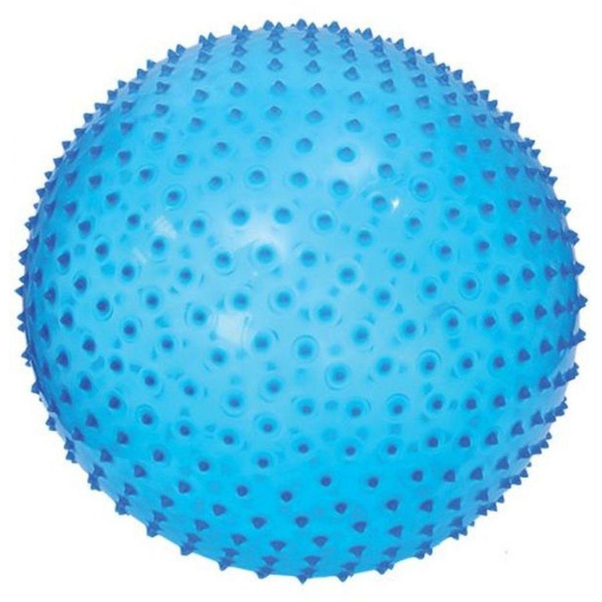 Ludi Skákací a masážní míč 45cm modrý