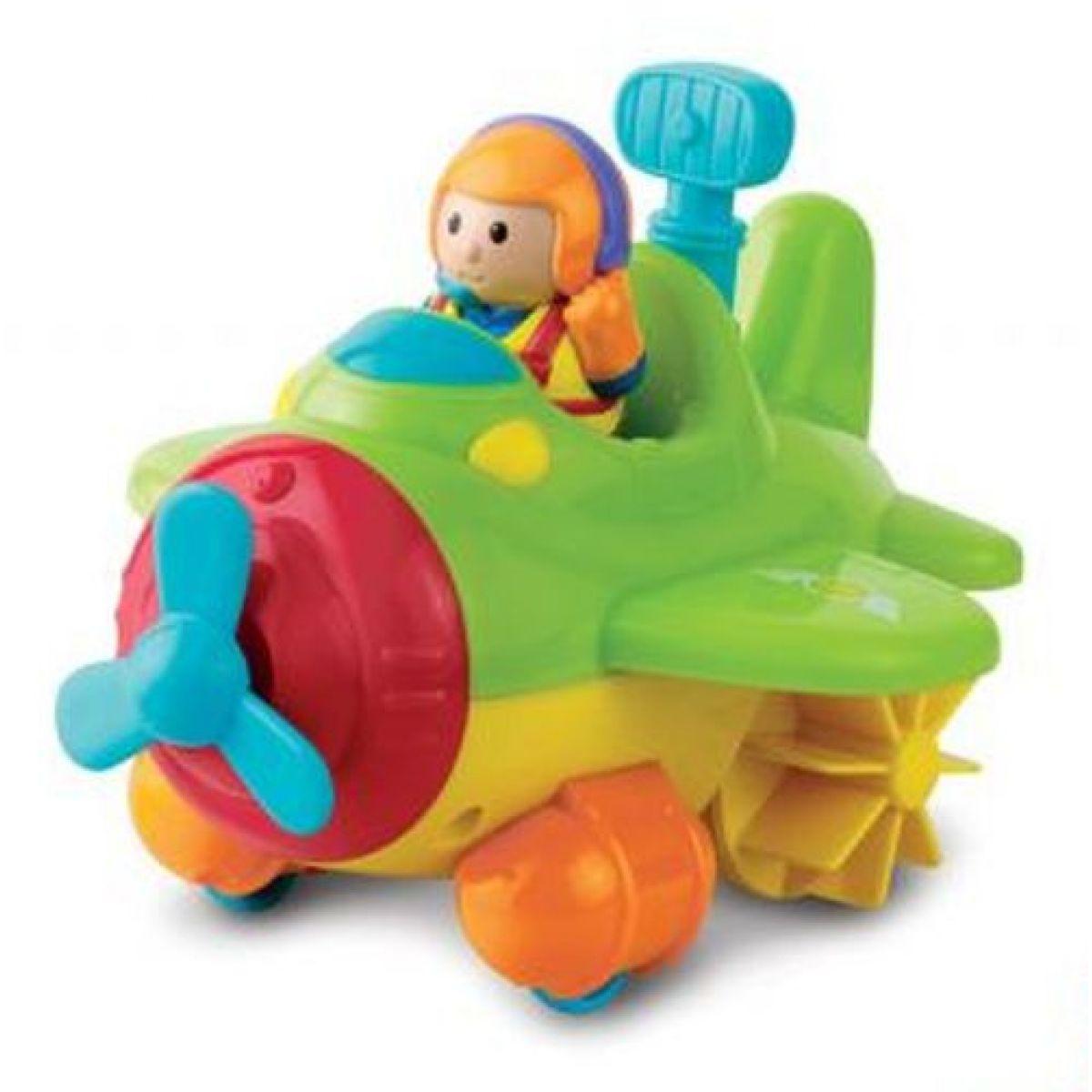 Ludi Vozítko do koupele - Letadlo