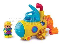 Ludi Vozítko do koupele - Ponorka
