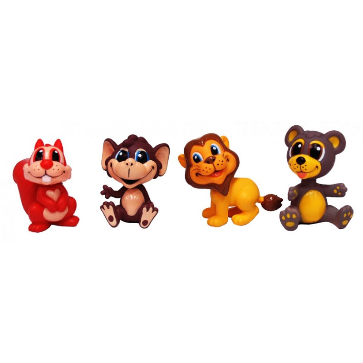 Lumpíci figurky - Zoo