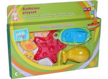 Maamaa Sada hraček do vany