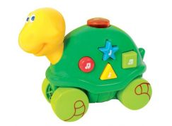 Maamaa Zvířátko hrající 14 cm - Želva