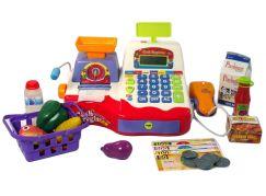 Mac Toys Elektronická pokladna