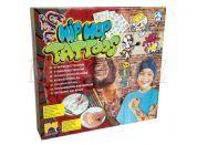 Mac Toys HipHop tetování pro kluky