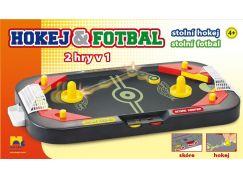 Mac Toys Hokej a Fotbal