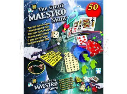 Mac Toys Kouzelnická sada 50 kouzel