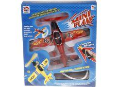 Mac Toys Letadléko na provázku červené