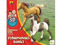 Mac Toys Malování koní 3D