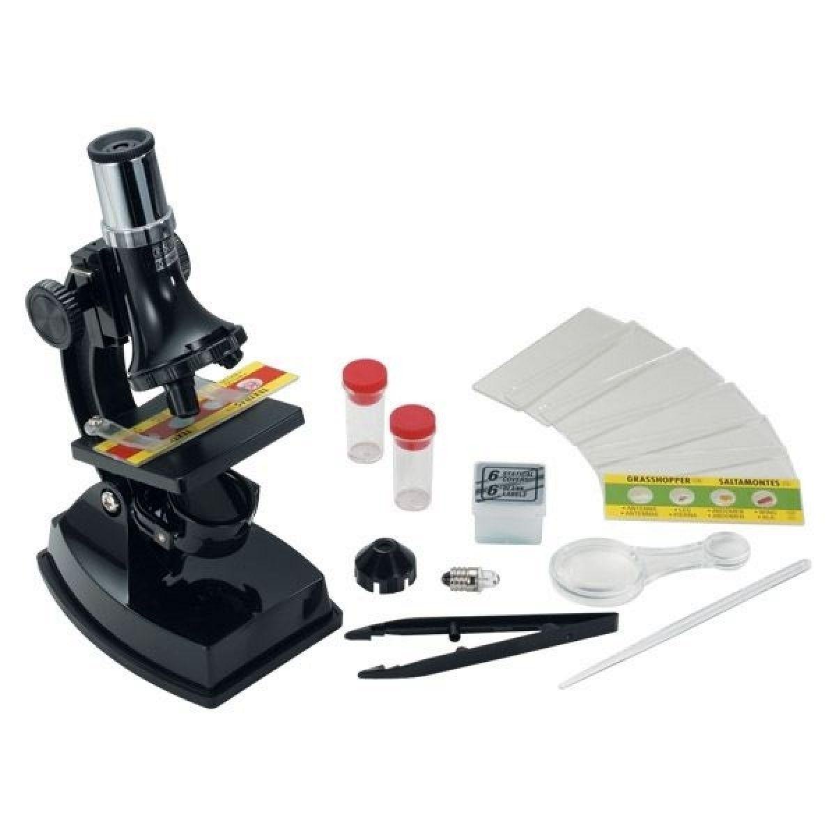Mac Toys Mikroskop s lampičkou a projektorem