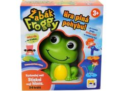 Mac Toys Žabák Froggy