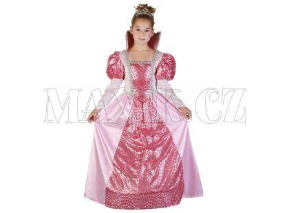 Made Šaty na karneval - Královna 130-140 cm