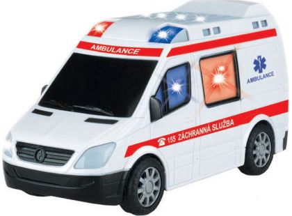 Made Auto na baterie - Ambulance