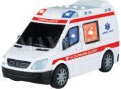 Made Auto na baterie - Ambulance