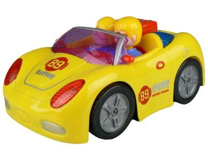 Made Auto narážecí - Žlutá