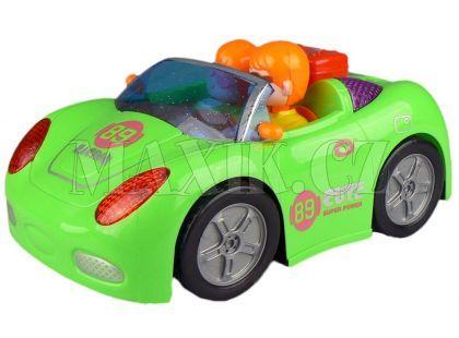 Made Auto narážecí - Zelená